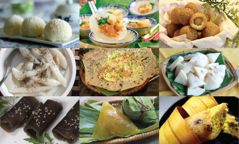 Những món bánh có thành phần từ gạo thật giản dị nhưng lại có một vị thế hết sức quan trọng và thiêng liêng trong văn hóa người Việt.