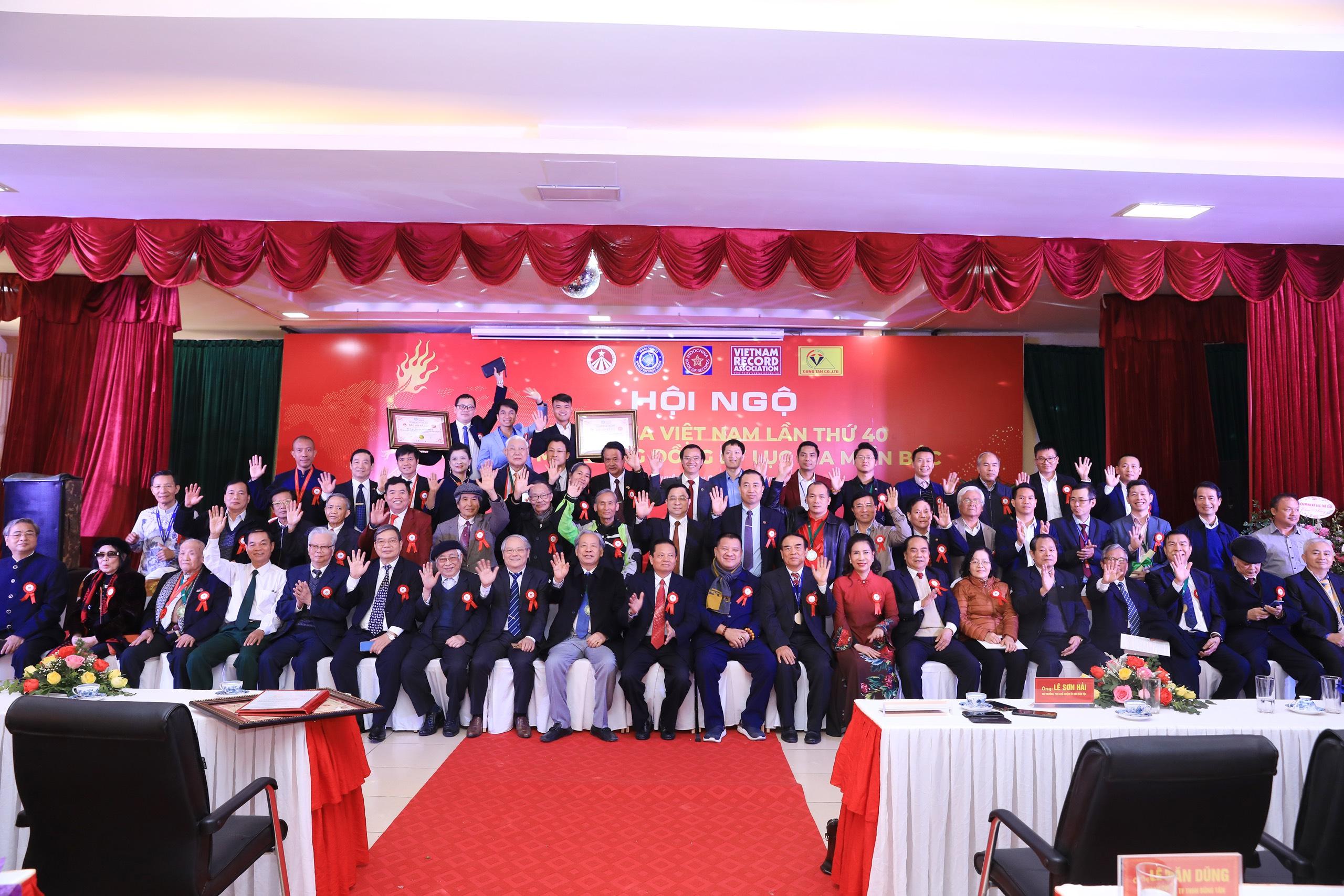 Chương trình Hội ngộ Kỷ lục Gia Việt Nam lần thứ 40 do VP Kỷ lục Miền Bắc phụ trách diễn ra vào tháng 12/2020 tại Khu du lịch sinh thái Dũng Tân thành công, để lại nhiều ấn tượng khó phai.