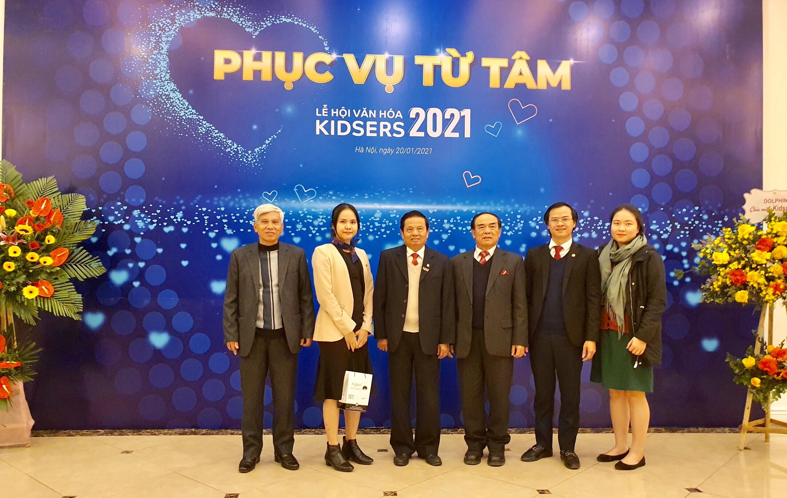 Đoàn đại biểu Tổ chức Kỷ lục Việt Nam