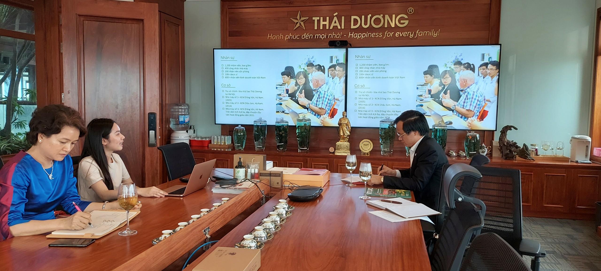 Cùng xem video giới thiệu khái quát về Công ty CP Sao Thái Dương.